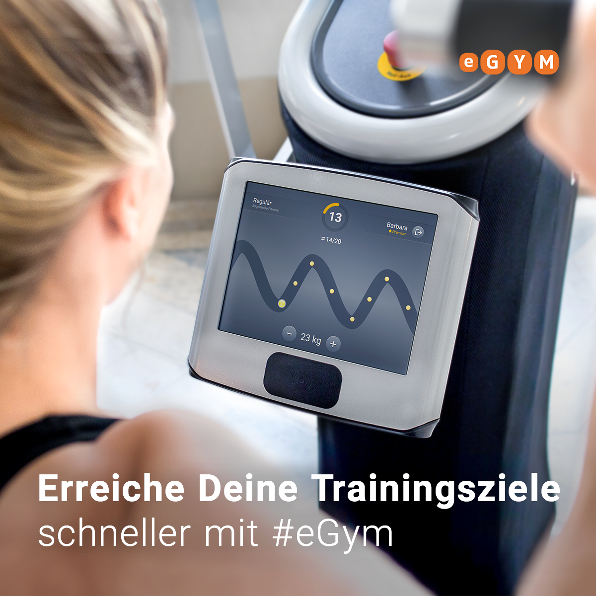 optimale Trainings-bedingungen